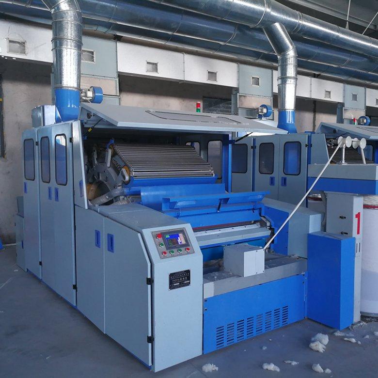 YX231 Carding Machine