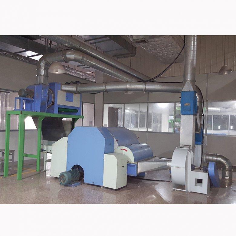 YX263 Patent Italian Type Wool Mixing Machine